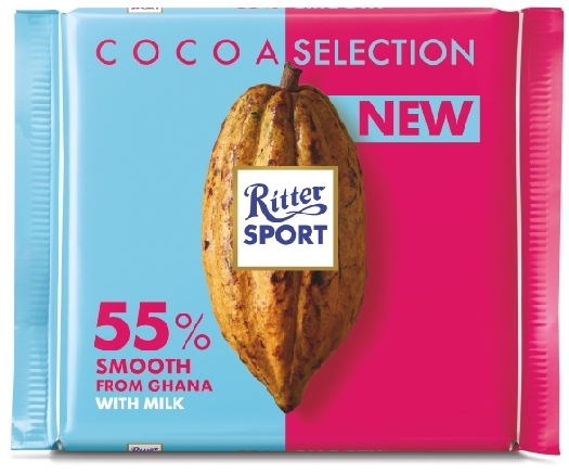 Ritter Sport Cocoa Selection Ghana