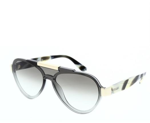 Prada PR 01US BRU0A7 44 Sunglasses