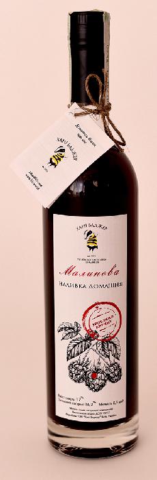Honey Badger HB Raspberry Infused Nalyvka 17% 0.5L