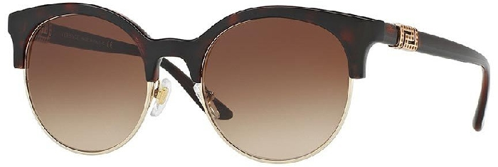 Versace Pop Chic Greca Strass, women's sunglasses