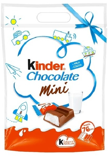 Kinder Mini Chocolate 460g