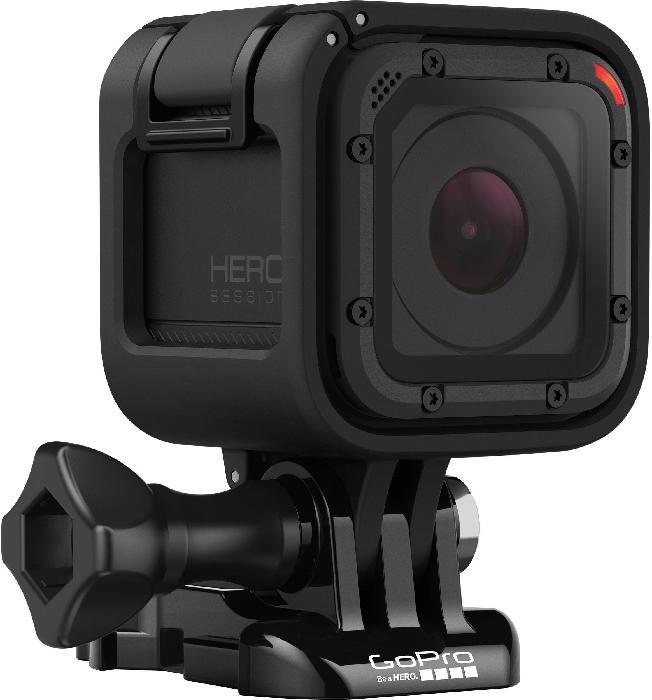 GoPro Cam Hero 8Mp Session Adventure Black