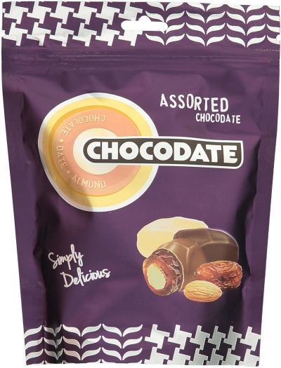 Chocodate Assorted Chocolade 600g