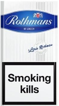Rothmans Blue Carton