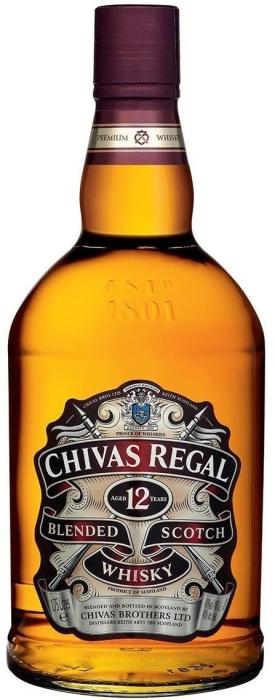 Chivas Regal 12 YO 1.75L