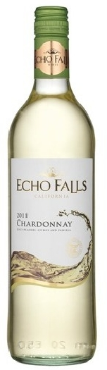 Echo Falls Chardonnay, California 0.75L