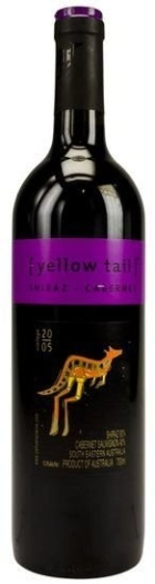 Yellow Tail Shiraz 0.75L