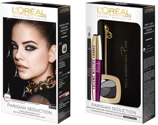 L'Oreal Paris Looks-On-The-Go Set Parisian Femme Fatale