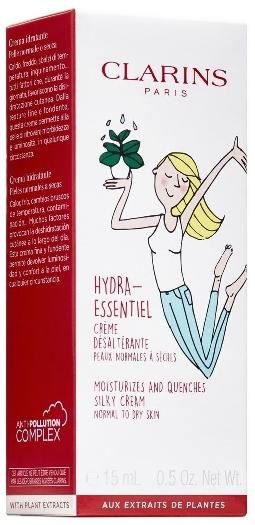 Clarins Pick&Love Hydra Essential Day Cream 15ml