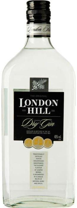 London Hill Gin 0.5L