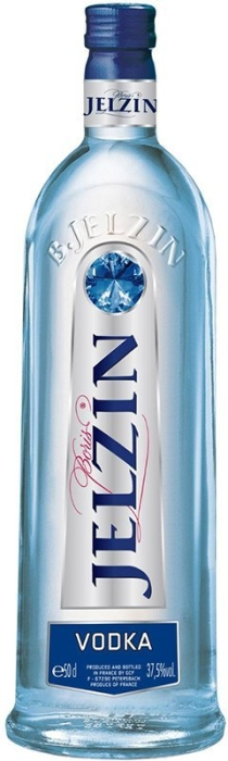 Boris Jelzin Wodka 37.5% PET 0.5L
