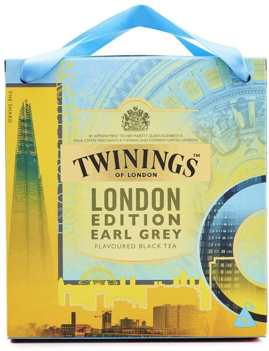Twinings London Edition Earl Grey Black Tea 37.5g