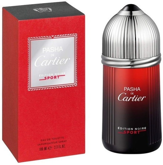 Cartier Pasha de Cartier Edition Noire Sport EdT 100ml