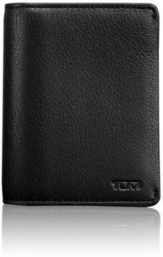 Tumi Card Holder 0186156D Black