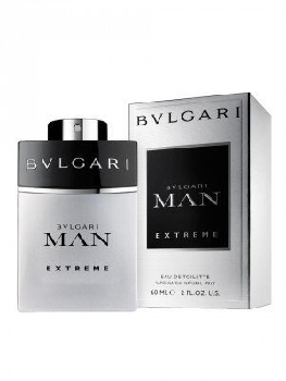 Eau de Toilette Bvlgari Man Extreme 60ml
