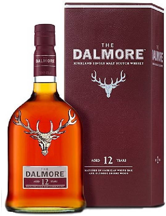 Dalmore 12 years old 1L