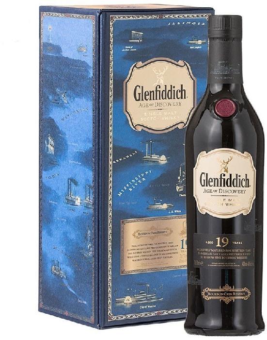 Glenfiddich 19 YO Bourbon Cask 0.7L