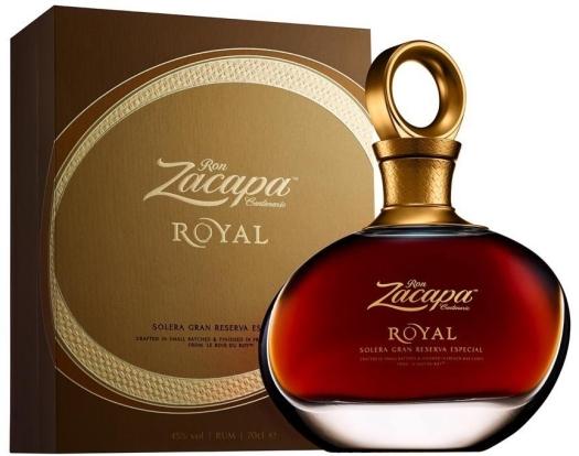 Zacapa Centenario Royal 45% 0.7L