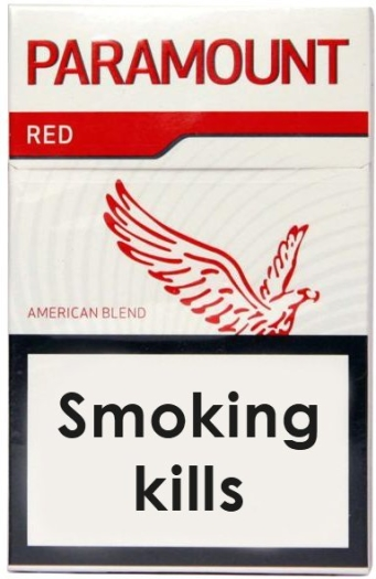 Paramount Red Pack