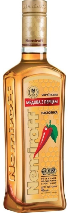 Nemiroff Ukrainian Honey Pepper 1L
