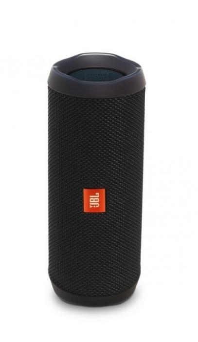 JBL FLIP 4 Waterproof Portable Bluetooth Speaker Black 515g