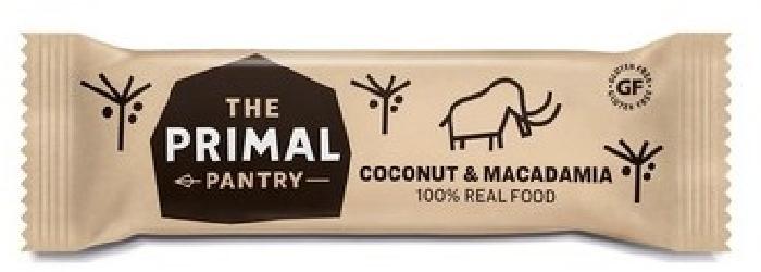 TPP The Primal Pantry Coconut&Macadamia Raw Bar 45G