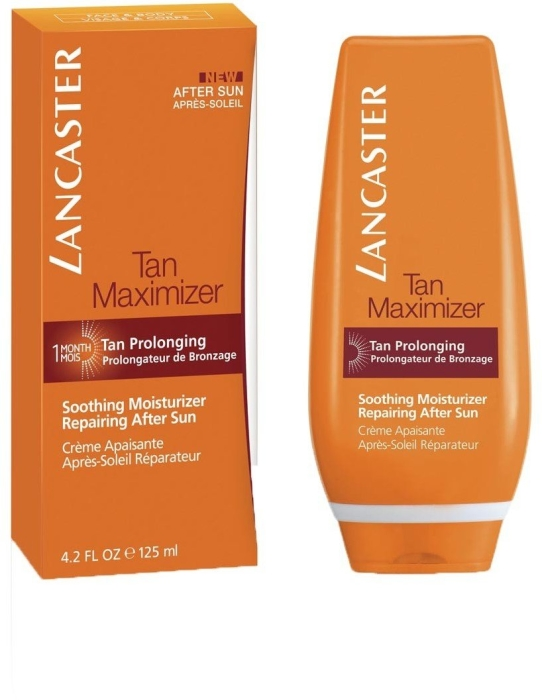 Lancaster After Sun Tan Maximizer Face&Body 125ml