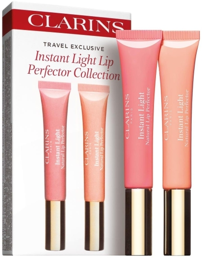 Clarins Instant Light Lip Perfector Duo