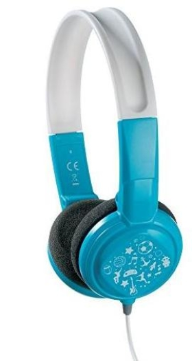 Go Travel Go Electrical Headphone On Ear Kids 2750