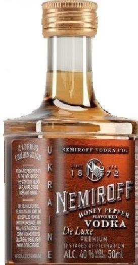 Nemiroff De LUX Honey Pepper 0.05L L 40,00%