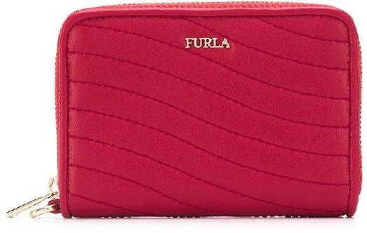 Furla Swing S Ziparound Wallet, Red 1046772