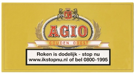 Agio Gouden Oogst 25s