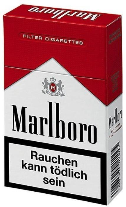 Marlboro Red Pack