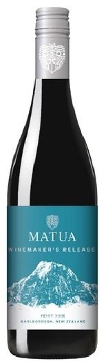 Matua Summit, Pinot Noir, Marlborough, semi-dry, red New Zeland 0.75L