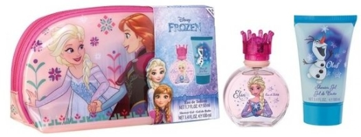 Disney Frozen Toiletry Bag EdT 50ml