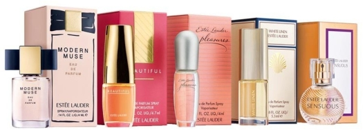 Estée Lauder Collection Refresh Coffret EdP 5x5ml