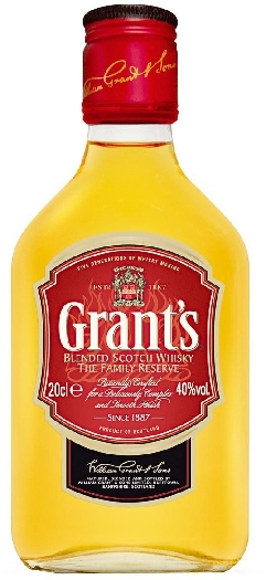 Grant's Family Reserve 43% 0.2L