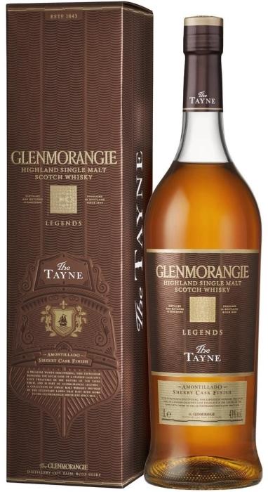 Glenmorangie The Tayne 43% Whisky 1L
