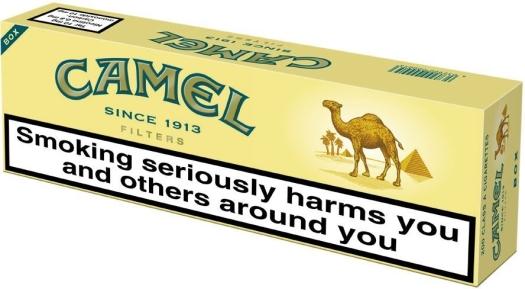 Camel Filter 200s NHW