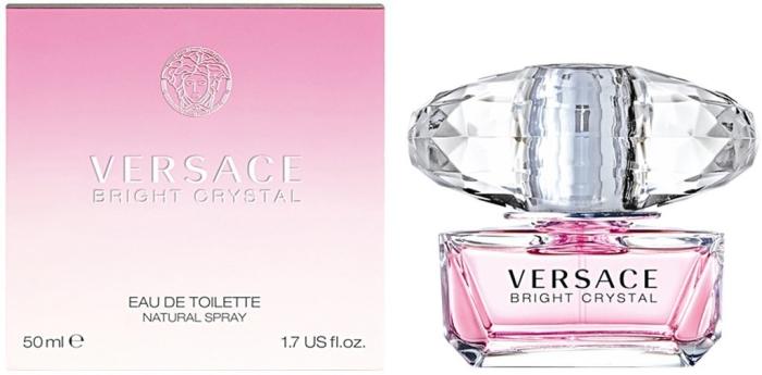 Eau de Toilette Versace Bright Crystal 50ml
