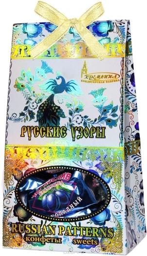 Kremlina Russian Patterns Chocolate Sweets 230g