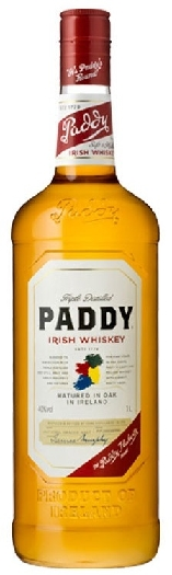 Paddy Old Irish Whiskey 40% 1L