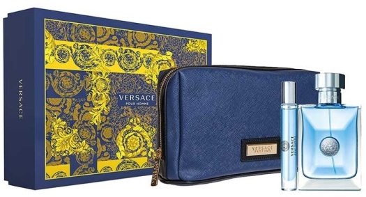 Versace Pour Homme Gift Set 110ml