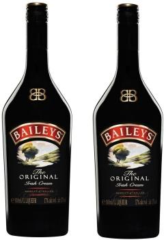 Baileys Irish Cream 2x1L