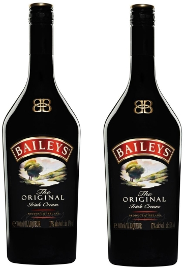 Baileys Irish Cream 2x1L