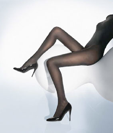 Wolford Velvet de Luxe 66 Tights 7005 L