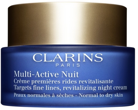 Clarins Multi Active Night Comfort Cream 50ml