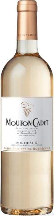 Baron Philippe de Rothschild Mouton Cadet Bordeaux Wine 0,75L