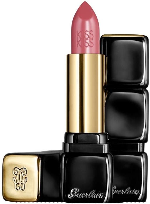 Guerlain KissKiss Lipstick 368 baby rose 4.3g