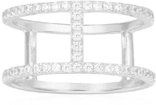 APM Monaco Croisette Ring - Silver